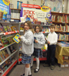 Annual Book Fair Nets Thousands for School Library
